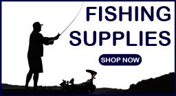 FISHING TACKLE REELS RODS HARDWARE
