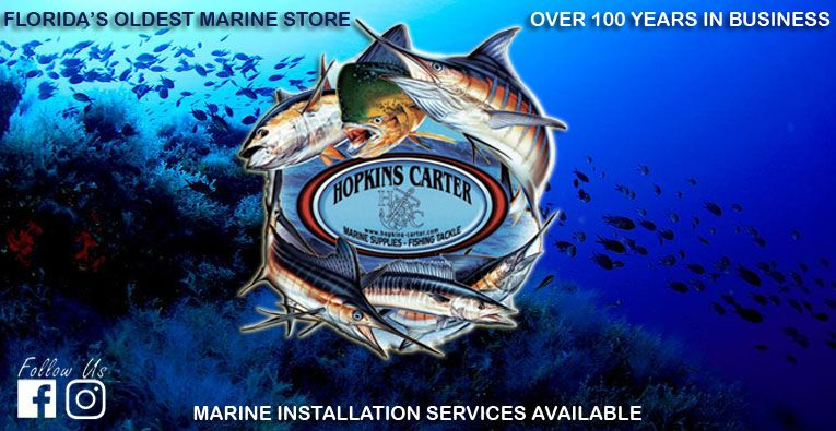 HOPKINS CARTER MARINE AND HARDWARE
