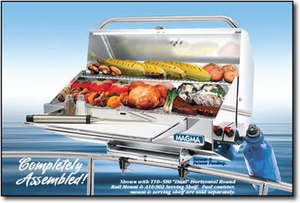 Magma Monterey 2 Gas Barbeque Grill A10-1225-2   -BLOW OUT SALE ONLY ONE-