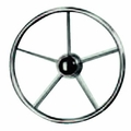 "Destroyer Type 15.5"" S.S Steering Wheel 7-0250"