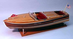 1949 19' Chris Craft Racing Runabout