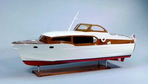 1954 36' Chris Craft Commander Express Cruiser