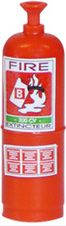Fire Extinguisher, 1""