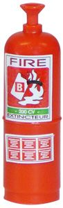 Fire Extinguisher, 2""