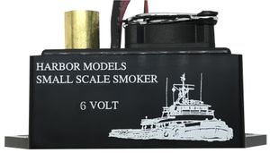 Small-Scale Smoker - 6 Volt