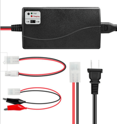 NiMH, NiCAD Charger