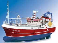 Our Lass II Trawler