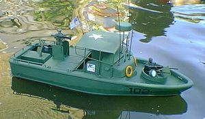 "Patrol Boat, River - ""Canned Heat"""