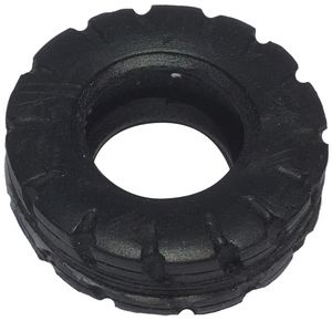 "Rubber Tire, 2"" Diameter"