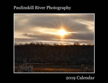 Paulinskill River Photography 2019 Calendar