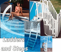 Above Ground Ladders