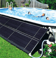 Solar Panel System for Aboveground Pools