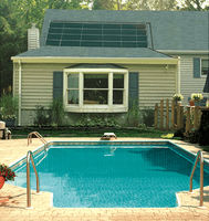 Solar Panel Systems for Inground Pools