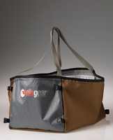 Two Cases Square Tote