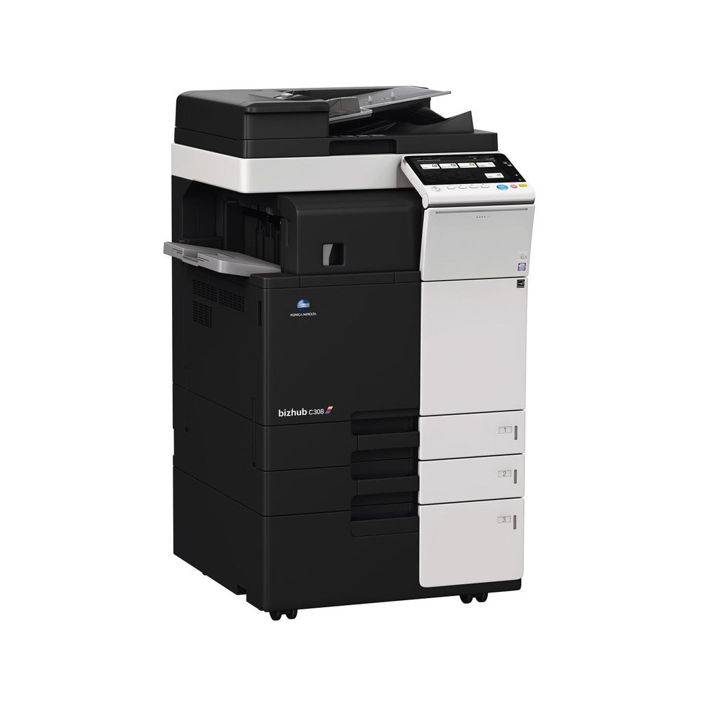 Konica Minolta bizhub C308 Multifunction Color Copier