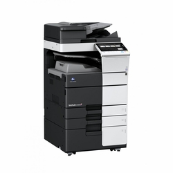 Konica Minolta bizhub C558 Multifunction Color Copier
