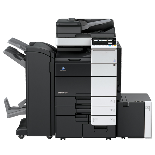 Refurbished Konica Minolta bizhub 808 Multifunction Monochrome Copier