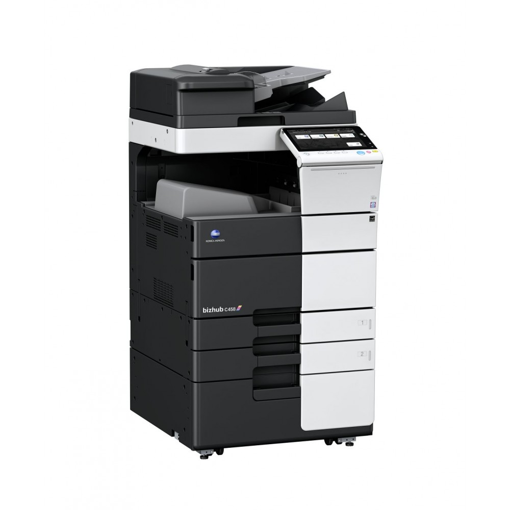 Refurbished Konica Minolta bizhub C458 Multifunction Color Copier