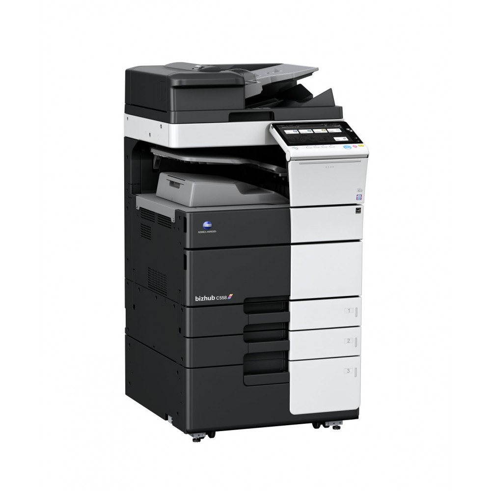 Refurbished Konica Minolta bizhub C558 Multifunction Color Copier