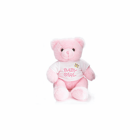 Baby Girl Pink Teddy