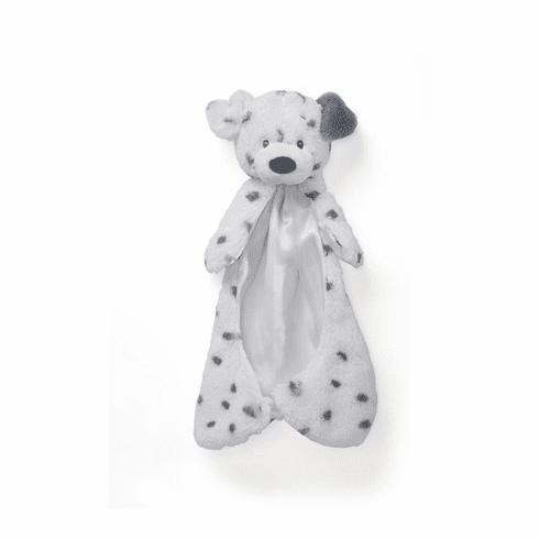 Baby Gund DALMATION Huggybuddie Soft Cuddly Infant Security Blanky
