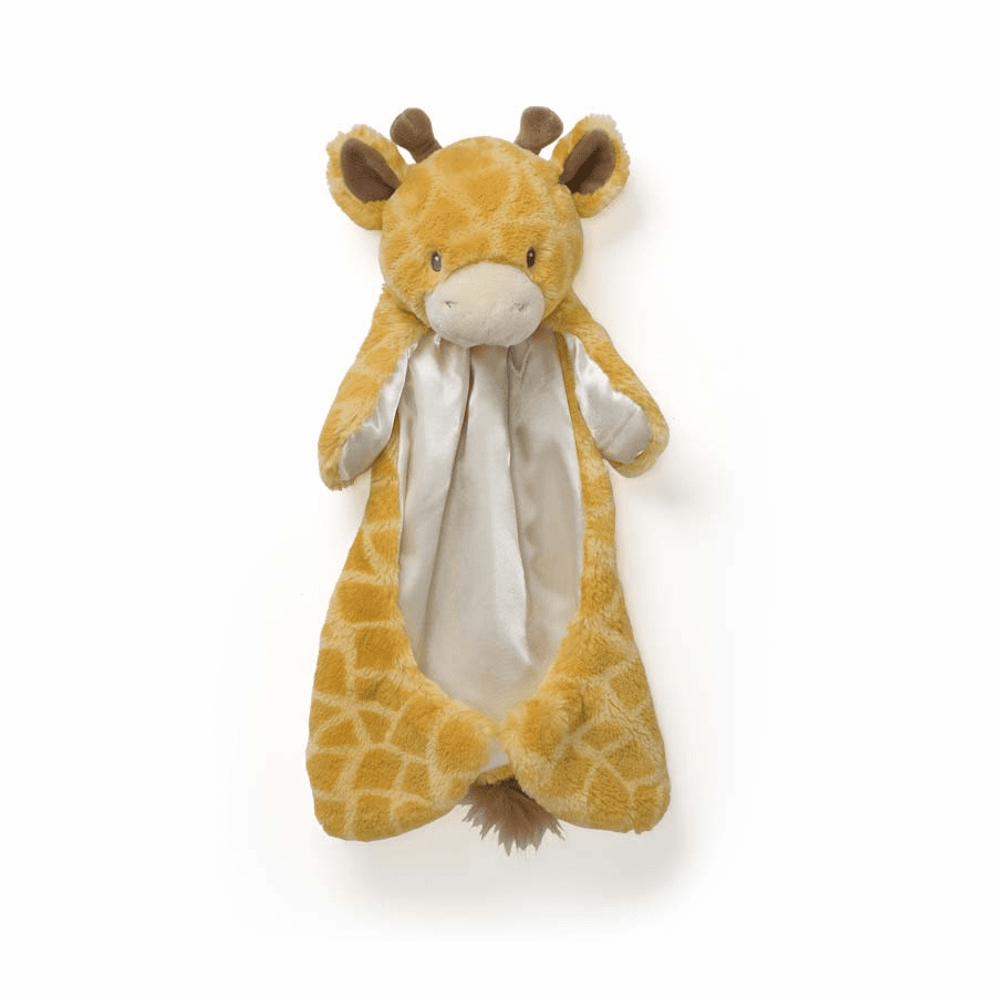 Baby Gund GiraffeHuggybuddie Soft Cuddly Infant Security Blanky