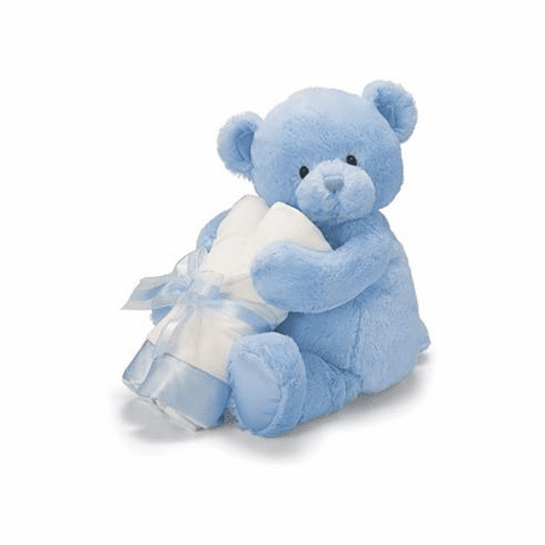 Baby Gund My First Teddy Loveable Hugs Soft Cuddly Infant Set
