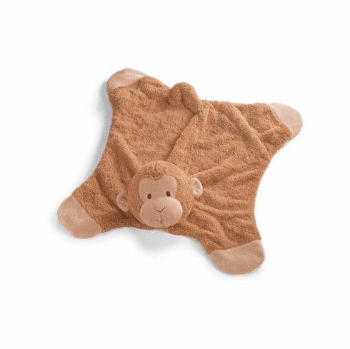 Baby Gund Pippy the Monkey Comfy Cozy Personalize with Embroidery 58932
