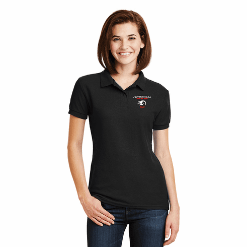 Centerville Double Pique Sport Shirt Ladies Four Colors