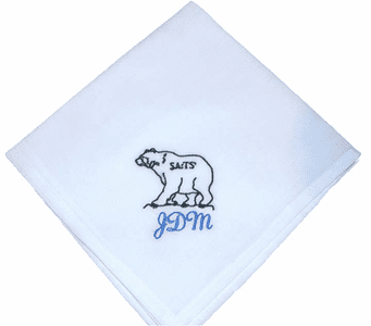 Custom Men's Hanky