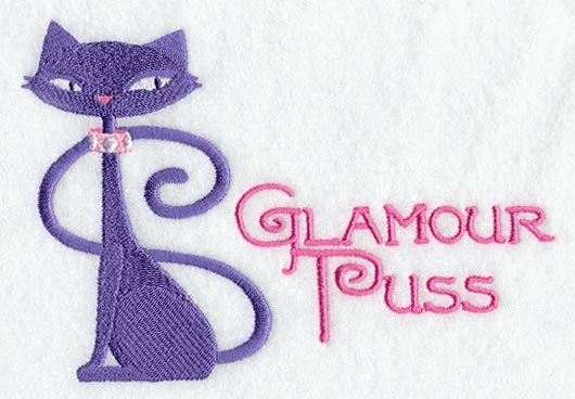 Glamour Puss