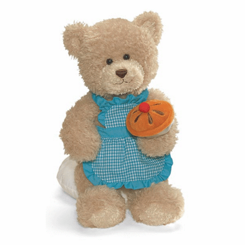 Gund 015397 Homemaker Bear - PERSONALIZE ME!
