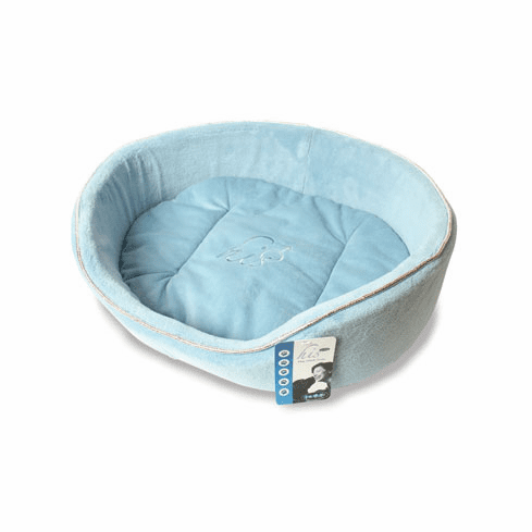 His Blue Pet Bed from OurPets