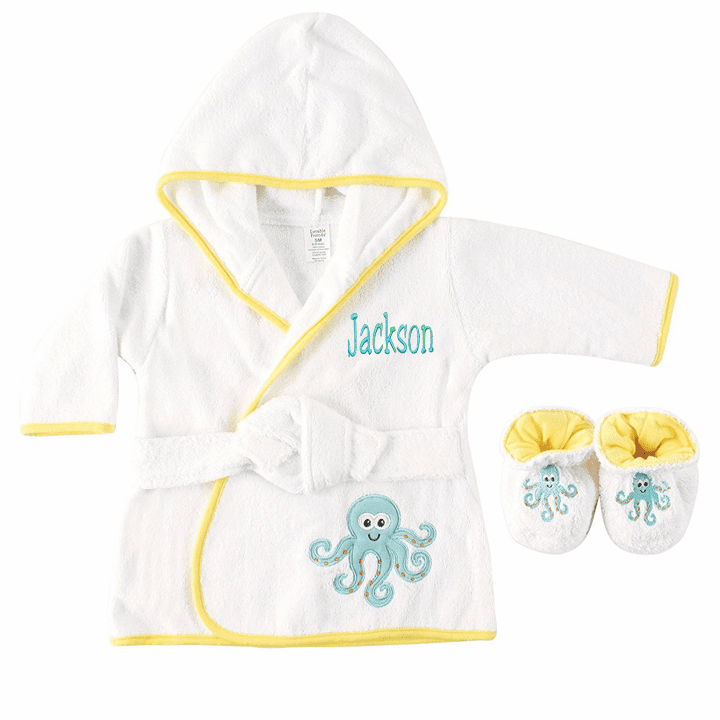 Infant, Toddler & Children's  Bath Robes