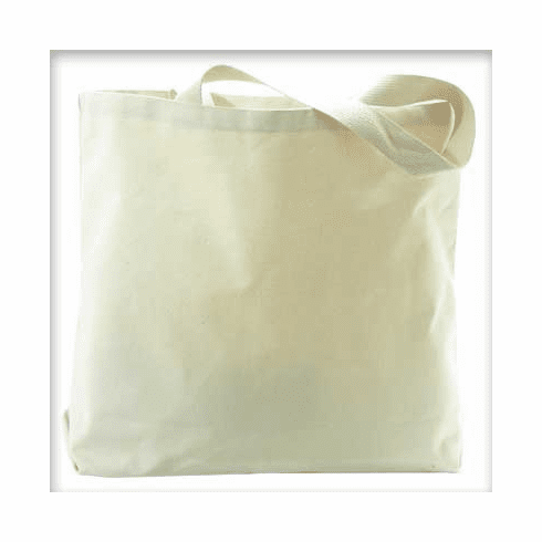 Large Grocery Tote - Natural