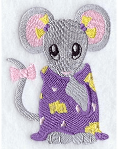 Mouse in PJ's