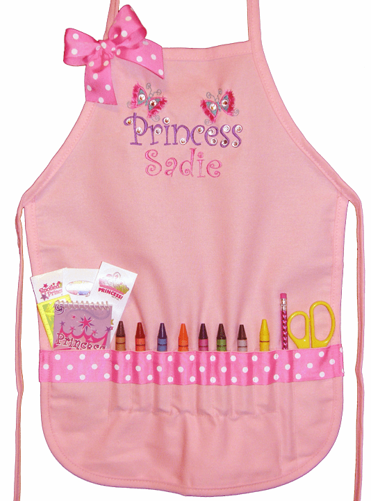 Personalized Custom Made Craft Aprons