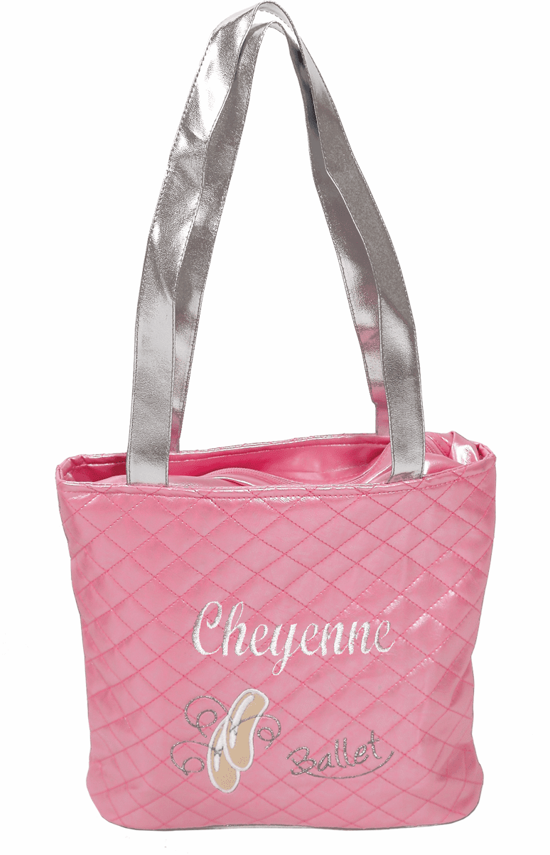 Personalized Dance Bag Pinkalicious Tote 6213 Horizon Dance