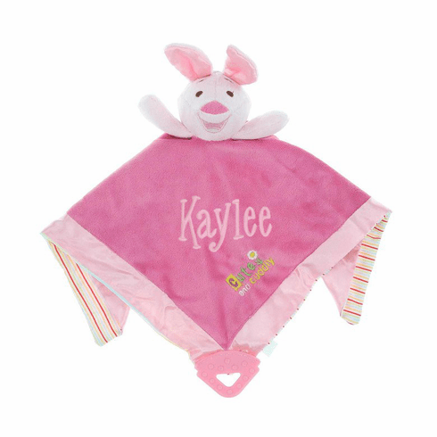 """Personalized Disney's Winnie the Pooh """"Piglet"""" Snuggly Blanket"""
