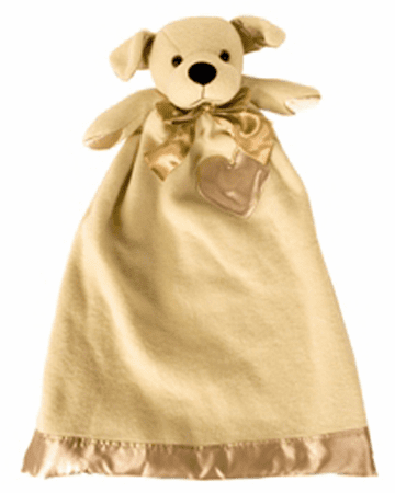 Personalized Komet Creations Jack Terrier Lovie Babies 93555 Security Blanket PERSONALIZE ME!