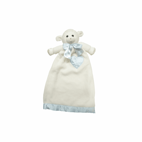 Personalized Lovie Lenny Lamb Blue 23988 PERSONALIZE ME!