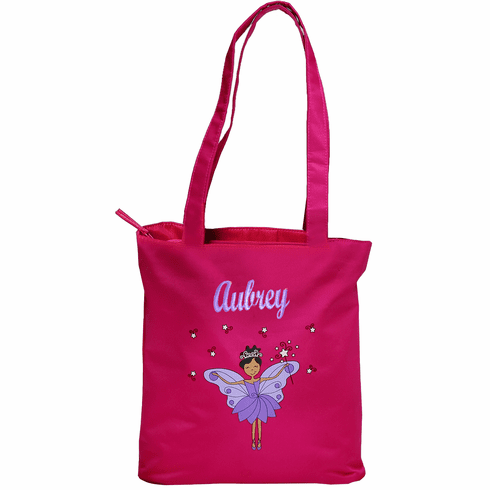 Personalized Make Believe Tote 2133 Horizon Dance Fairy Princess Design