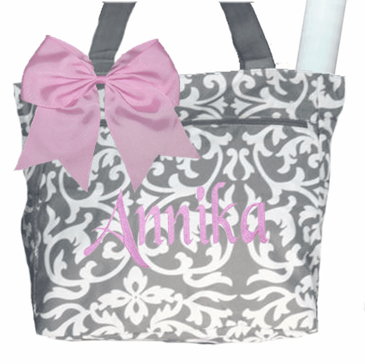 Personalized & Monogrammed Diaper Bags