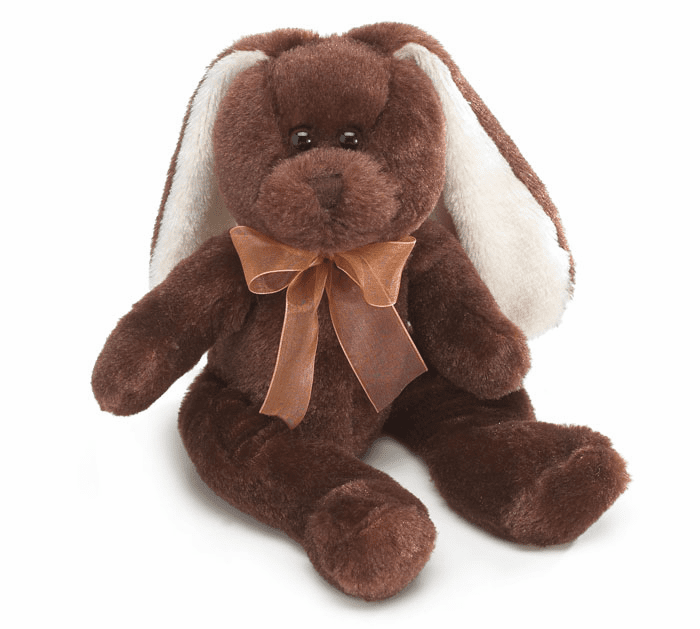 Plush Brown Bunny 11-1/2 inch - PERSONALIZE ME!