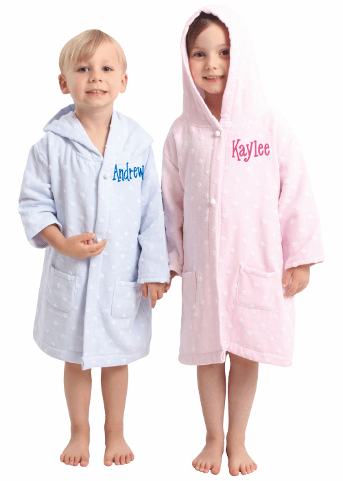 Robes- Toddler & Big Kids
