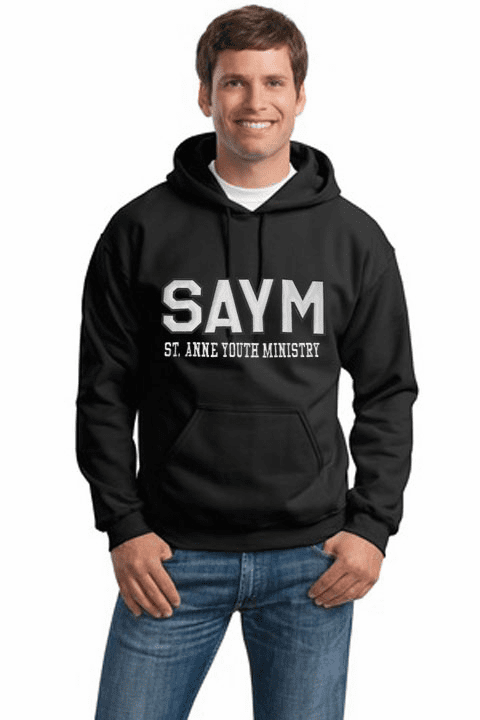SAYM Gildan� - Heavy Blend� Hooded Sweatshirt Adult Size