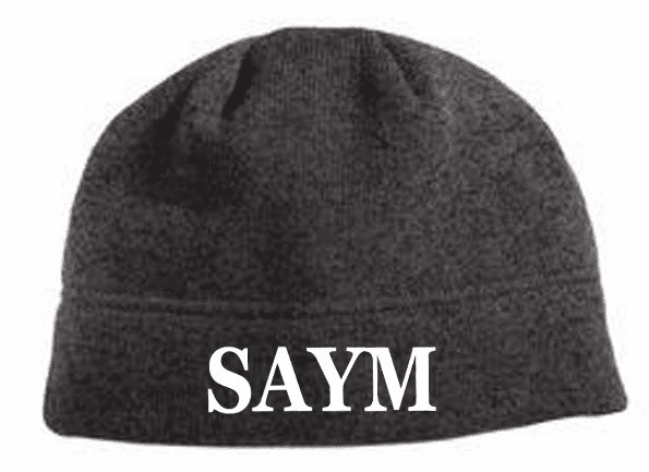 SAYM Port Authority� Fleece Beanie