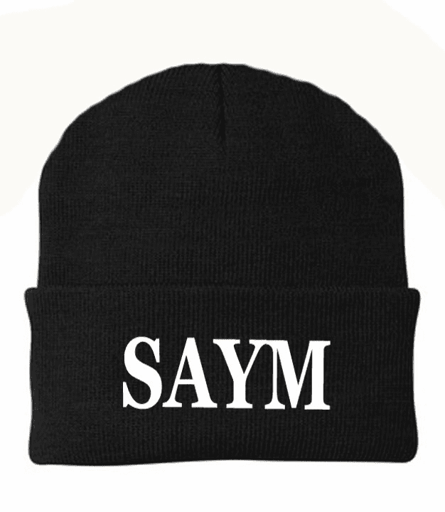 SAYM Port & Company� - Fold Over Knit Beanie