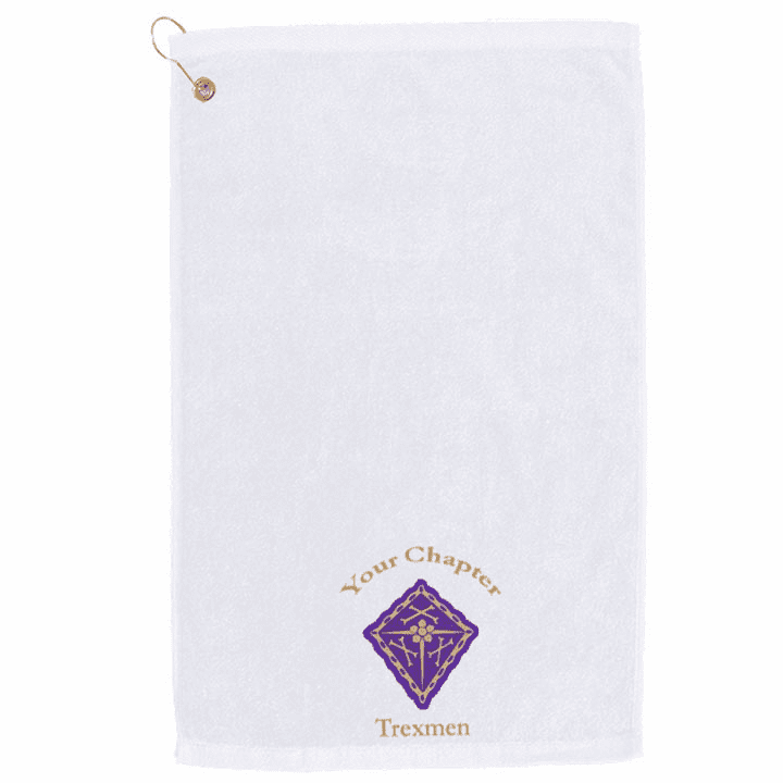 Trexmen Custom Golf Towels
