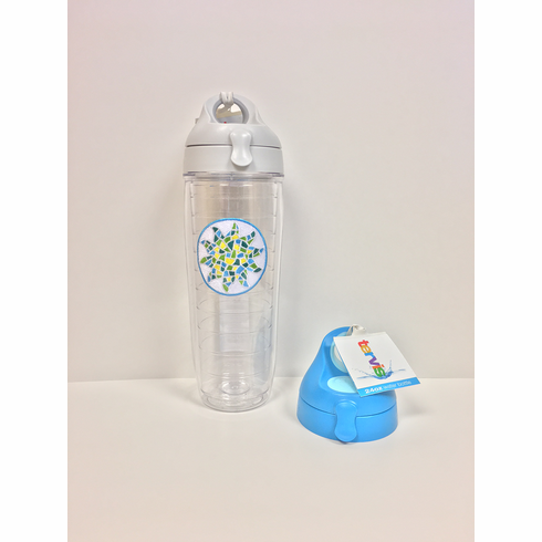 Mosaic Patch Waterbottle